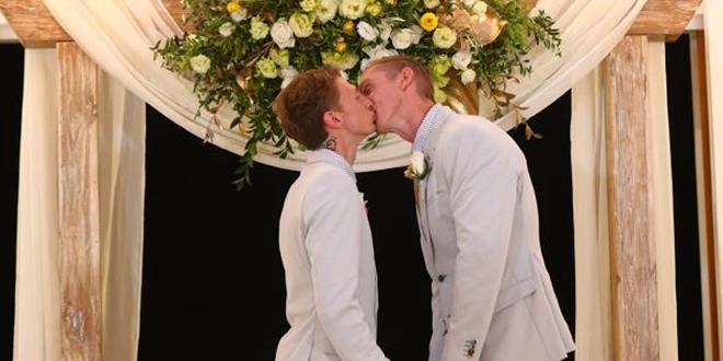 Primeras bodas LGTB en Australia