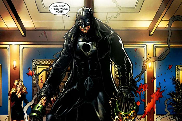 Superhéroes villanos LGTB