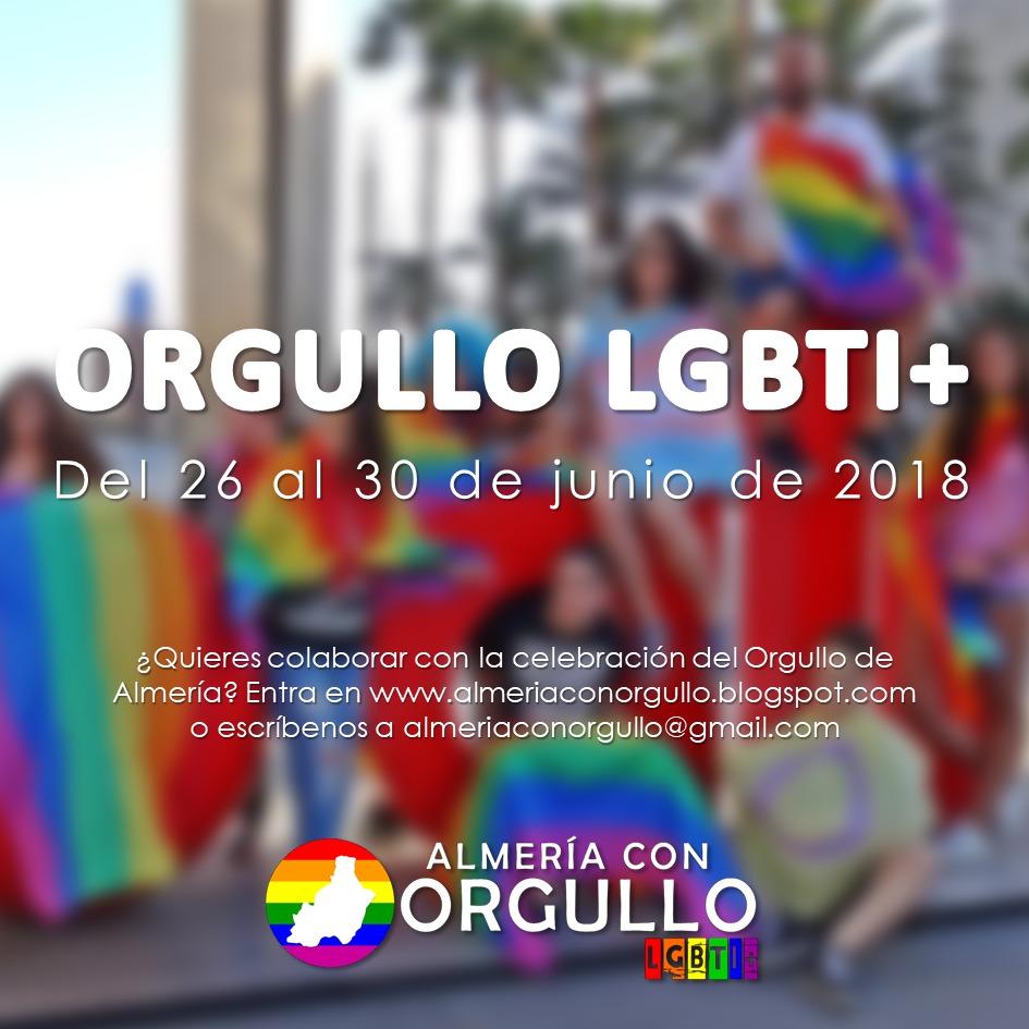 Las fechas de los Orgullos gay 2018