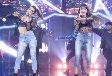 Aitana y Ana Guerra graban el videoclip de 'Lo Malo'