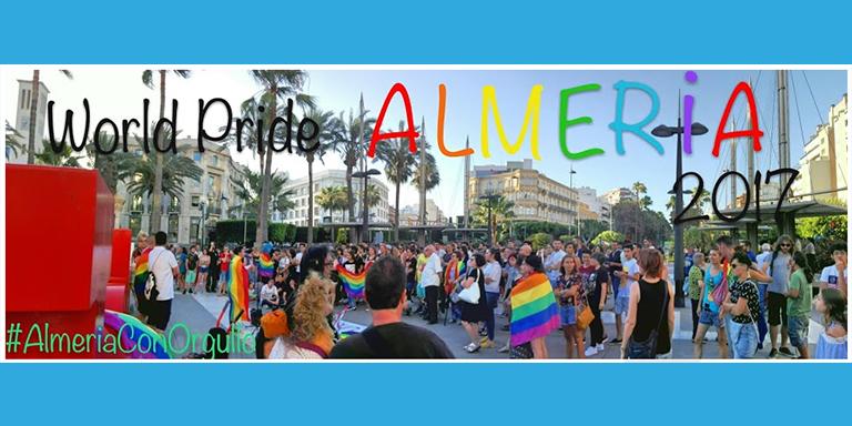 Almería con Orgullo Lgbti+