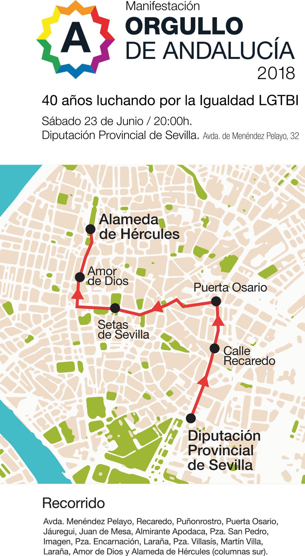 recorrido-Orgullo-Andalucía-2018