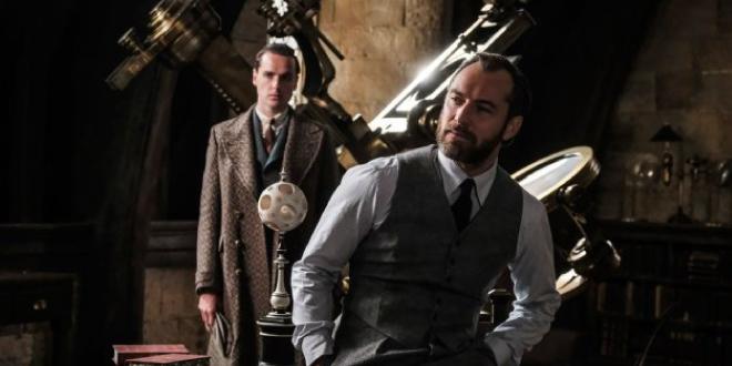 Photo of Dumbledore no se mostrará explicitamente gay en la secuela de 'Animales Fantásticos'