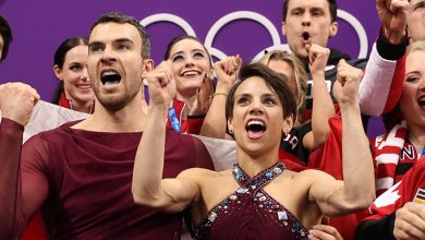 Photo of Eric Radford es la primera medalla de oro gay en los JJOO