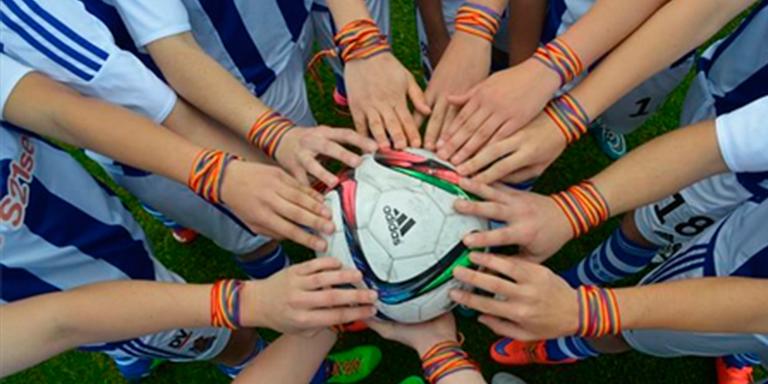 LGTBfobia en el deporte #LaLigaArcoiris