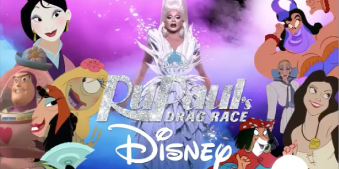 Photo of La parodia definitiva de RuPaul's Drag Race versión Disney