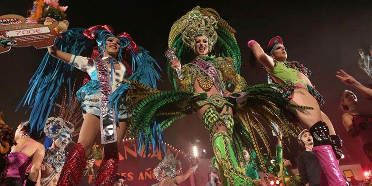 carnavales LGTB