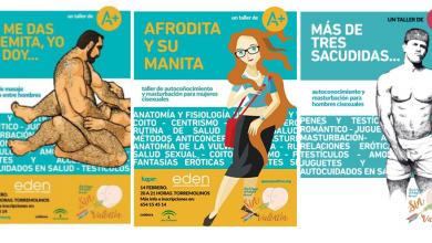 Photo of Talleres de masturbación femenina y masajes entre hombres en Torremolinos
