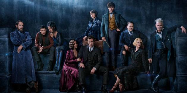Dumbledore no se mostrará explicitamente gay en la secuela de 'Animales Fantásticos'