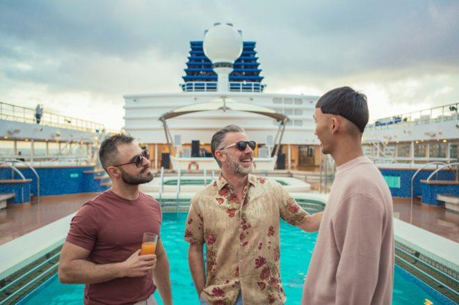 Crucero gay Axel Hotels