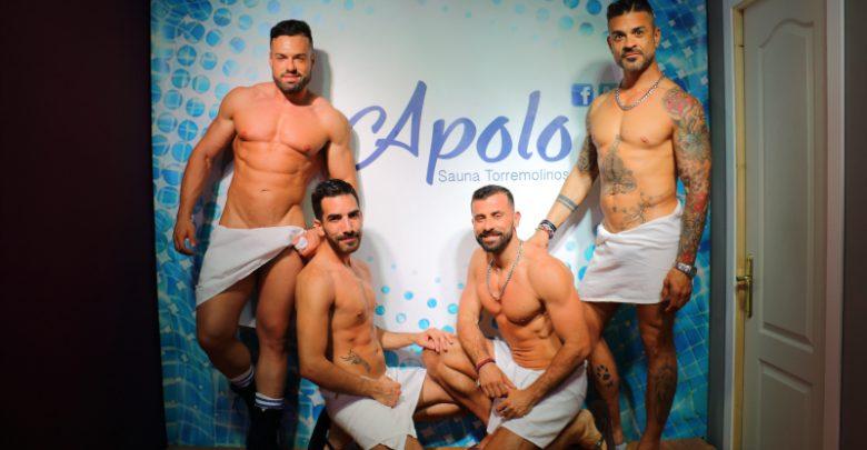 Aniversario Sauna Apolo Torremolinos