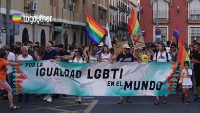 Photo of Asociación Togayther entra a formar parte del Orgullo de Sevilla