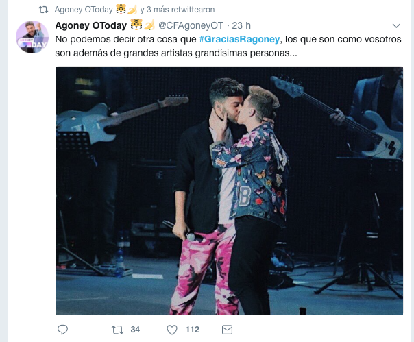 #GraciasRagoney