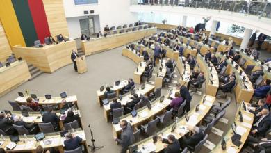 Photo of El Parlamento lituano contra los derechos humanos de la personas LGBTI