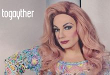 ¡Viva la pluma con La Prohibida, portada de la revista Togayther!