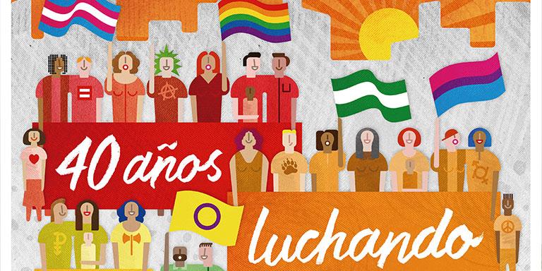 Orgullo LGTBI Andalucía 2018