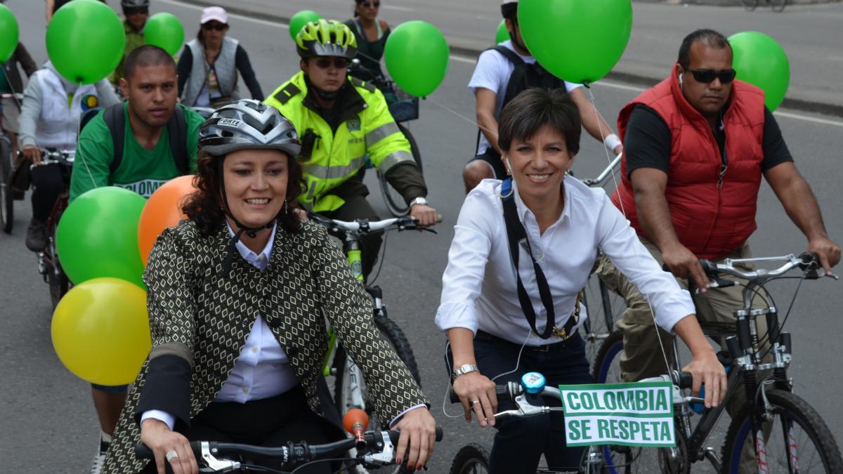 Colombia elige a una senadora que pertenece al colectivo LGTB+