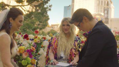 Photo of Kesha oficia una boda lésbica en su nuevo videoclip