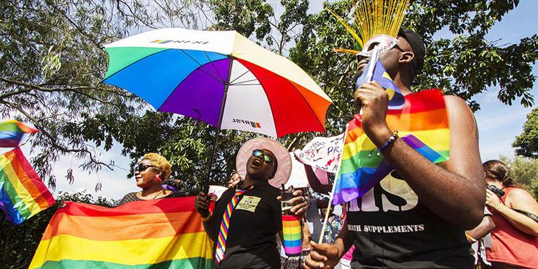 Orgullo LGTB de Uganda
