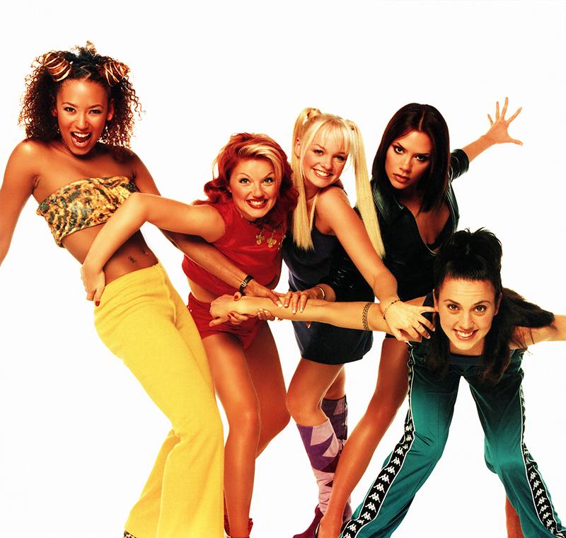 Spice Girls, un ejemplo de reivindicación y lucha por la igualdad