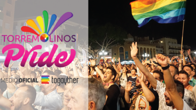 Photo of Togayther, medio oficial del Pride Torremolinos 2018