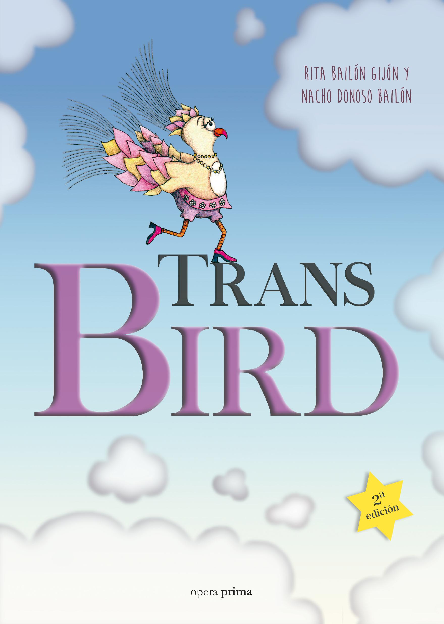 Trans Bird, un cuento optimista dedicado a las personas transgénero