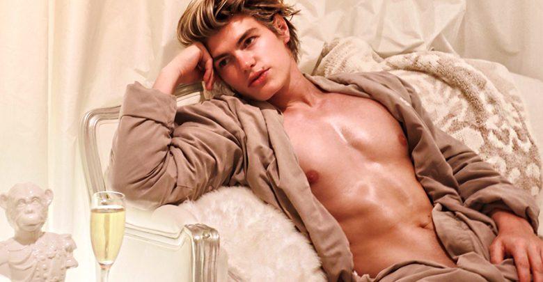 Zander Hodgson gay