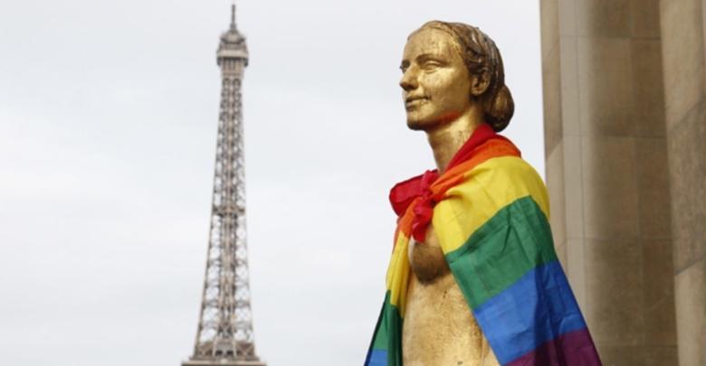 Refugiados LGTB Francia