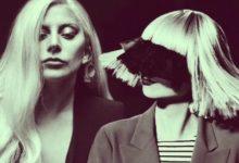 Nuevas canciones de Lady Gaga y Sia