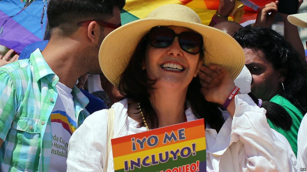 Mariela Castro matrimonio igualitario