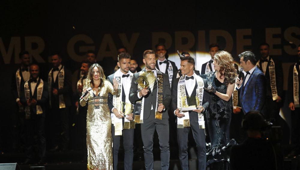 Votaciones Mr. Gay World 2018.