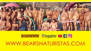 Photo of Bears Naturistas 2018, la cita de osos en Vera ya tiene programación