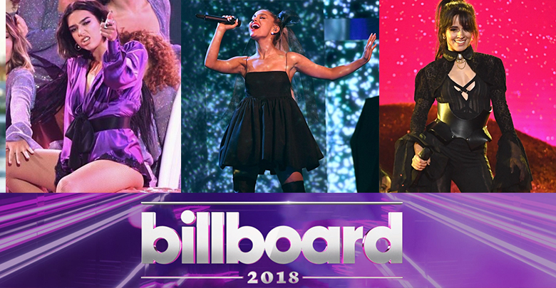 Actuaciones Billboard Music Awards 2018