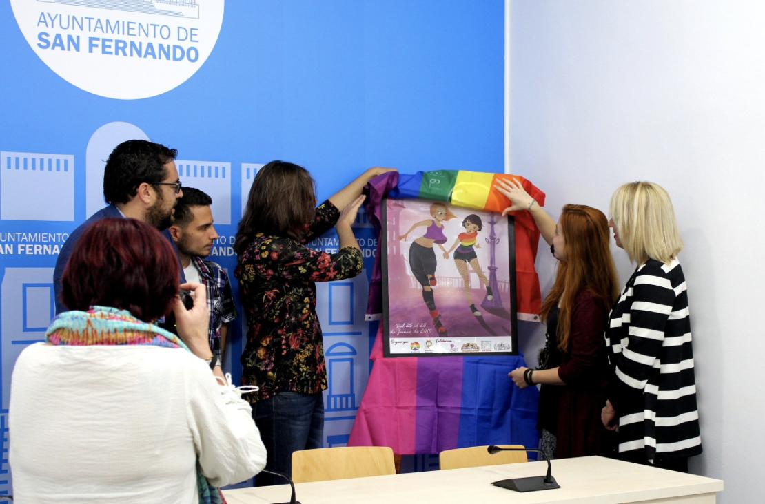 Orgullo gay San Fernando