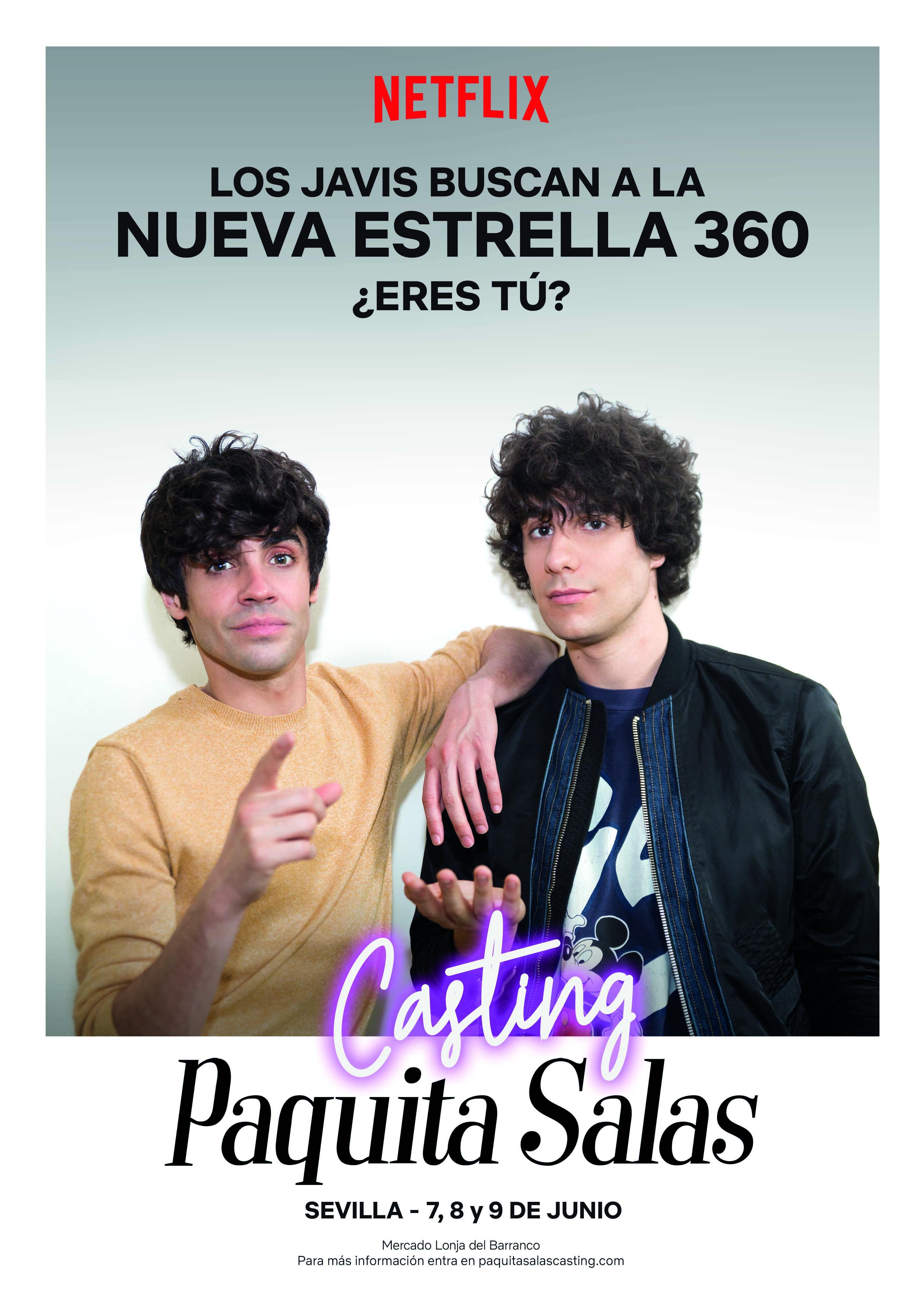 Casting Paquita Salas