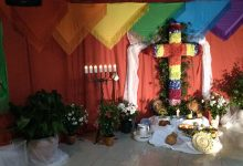 Cruz de Mayo LGTB+ de Andalucía