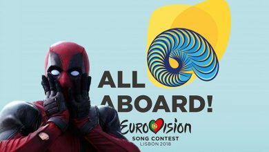 Photo of ¡Deadpool se enfada con Eurovisión!