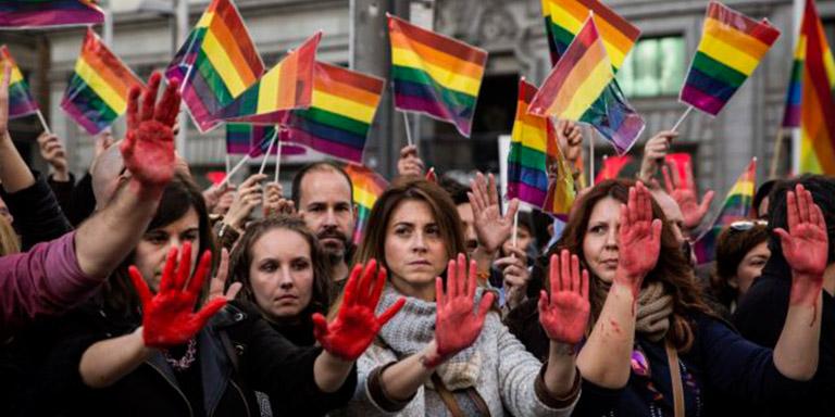 Kifkif LGTBFobia Madrid