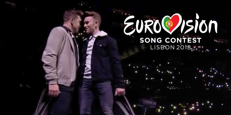 Las actuaciones más LGTB+ de Eurovisión 2018