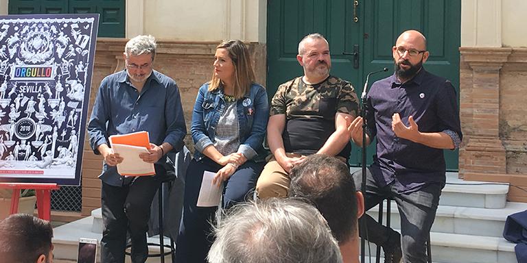 Orgullo LGTBI de Andalucía 2018