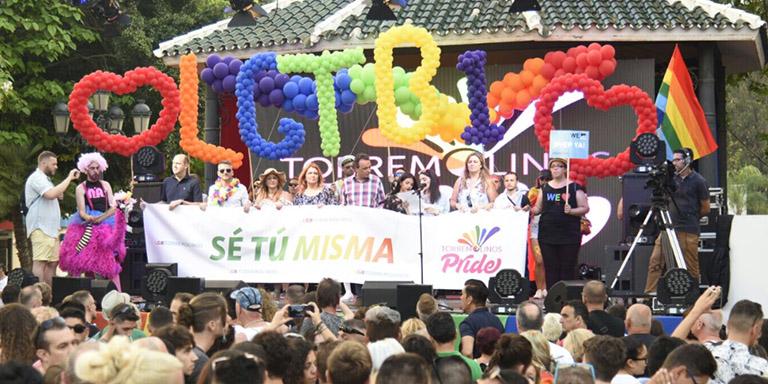 Pride Torremolinos Actividades