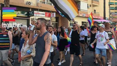 Photo of Recorrido de la Manifestación del Pride de Torremolinos