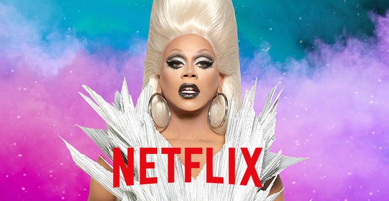 AJ and the Queen Rupaul Netflix