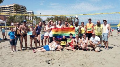Photo of Deporte y Diversidad: I Torneo Pride de Voley Playa Torremolinos