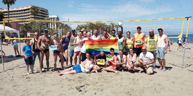 Pride Torremolinos Voley