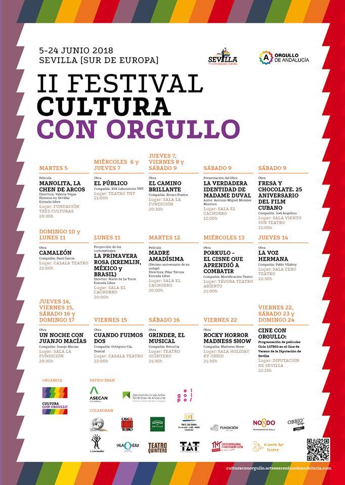 Orgullo Sevilla