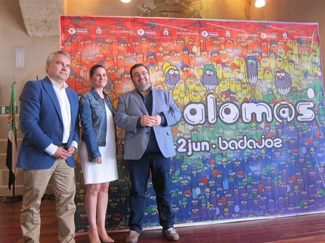 Falete, La Casa Azul y La Prohibida actuarán en 'Los Palomos' de Badajoz