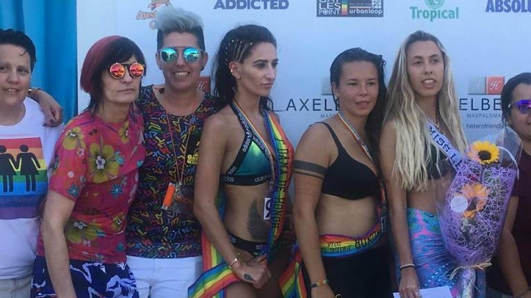 Miss Lesbiana Maspalomas Gay Pride