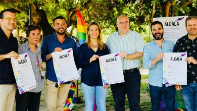 Photo of Alcalá de Guadaíra celebra su «I Semana de la Diversidad Sexual»