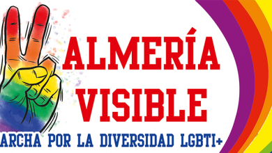 Photo of Almería Visible, la gran marcha por la diversidad
